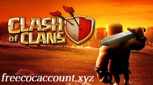 Free Clash of Clans Account Gmail Real 100% Working