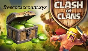 Share Free Clash of Clans Game Center Account