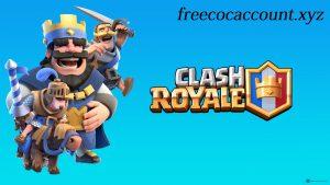 Free Clash Royale Account List No Survey