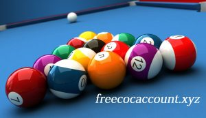 Free 8 Ball Pool Account List 2017