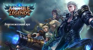 Mobile Legends Free Account from Google +