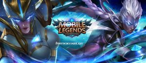 Free Mobile Legends Account High Level 30 up
