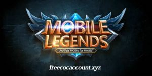 Mobile Legends Free Accounts November 2017