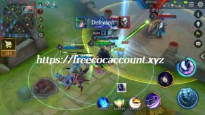 Arena of Valor Free Accounts 2018
