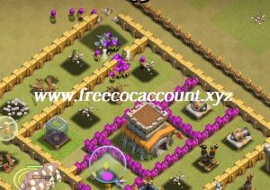 COC Free Accounts Work 100% June 2018